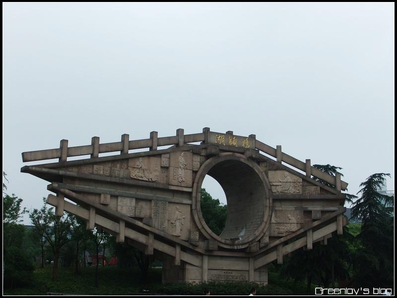 宜兴广桥村风景
